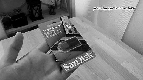 SanDisk Crtuzer Switch